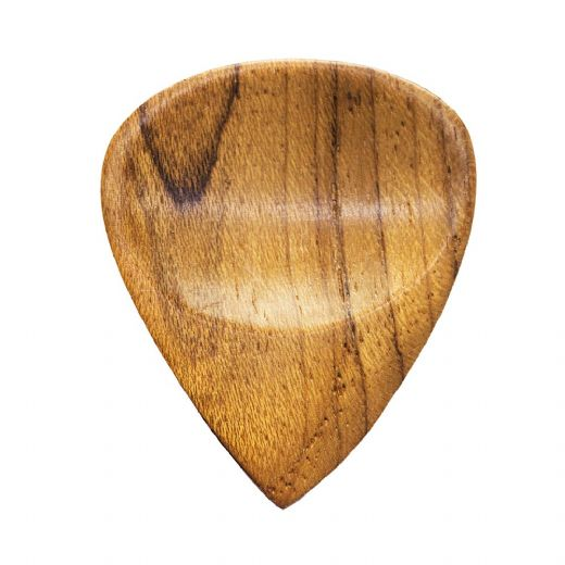 Groovy Tones Indian Teak 1 Guitar Pick